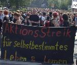 Student strike in Germany is spreading
