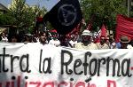 Photos from CNT demonstration in Sevilla-20th June