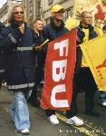 Fire Brigade Union goes Continental