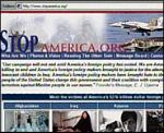 THE REGIME DISAPPEARS WEBMASTER OF HTTP://WWW.STOPAMERICA.ORG
