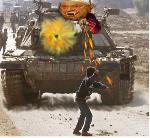 SHARON USES TANKS TO SLAUGHTER CHILDREN AGAIN…..AND AGAIN….