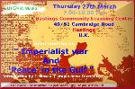 Imperialist war and 'Peace' in the Gulf