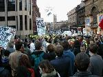 15,000 say NO TO WAR in Scotland