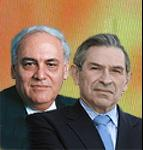 Richard Perle and Paul Wolfowitz