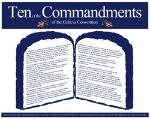 10 of the Commandments of the Geneva Convention