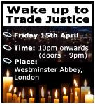 Open public gathering at Westminster Abbey