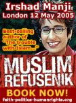 Irshad Manji speaks in London, London on 12 May 2005