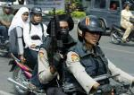 You have to trust the Indonesian police?
