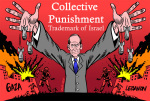 Collective punishment: Trademark of Israel