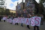 'They Shall Not Pass' and Cable St Mural