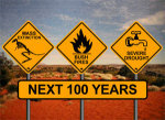 NEXT 100 YEARS - Mass Extinction, Bush Fires, Severe Drought