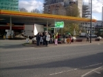 Shell Station Salford