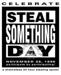 Steal Something Day logo