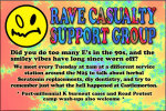 Rave Casualty Support Group