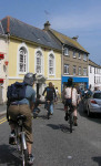 come to sunny Kernow, where vikeings ride the streets