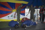 Drama from the Tibetan Community Dance Group