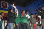 The Tibetan Freedom Olympic Torch