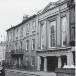 Nottinghams Old County Hall, also known as the Judge's residence is now occupied