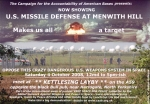 NO to Missile Defense!!!