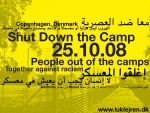 Shut down the camp indeed!