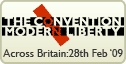 Convention on Modern Liberty Logo