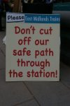 Keep Sheffield Station open to the public!!!