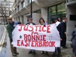 Demonstration for Ronnie earlier this year