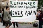 Hiroshima & Nagasaki 60th anniversary commemoration