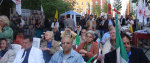 London Rally to save lives iranian dissidents in Ashraf