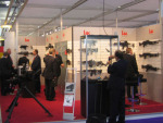 The Heckler & Koch stand at DSEi 2009