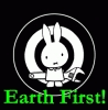 Earth First! bunny