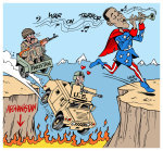 Obama, The Pied Piper of Washington