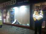BetFred Bookies Attacked!