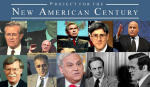 "the authors of the ""Project for the New American Century""report"