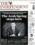 The Independent, 31 March 2011