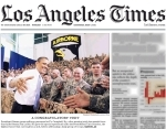 Los Angeles Times, 7 May 2011
