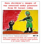 Gaza children's images of war