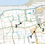 Directions to new Hinkley camp