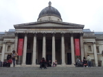 Our National Gallery, Trafalgar Square, London