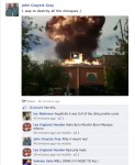 Newcastle EDL poster suggests 'blowing up' mosques