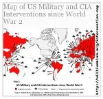 US Military and CIA Interventions