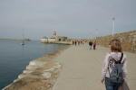 A stroll along Dun Laoghaire east pier