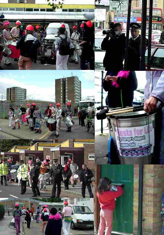 DSEi - awareness raising - Sat 8th - report
