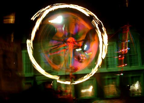 ace fire wheel from rinky ding bicycle sound system