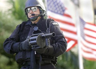 We Need Freedom From Bush's Police State
