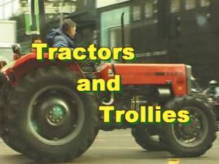 Tractors and Trollies