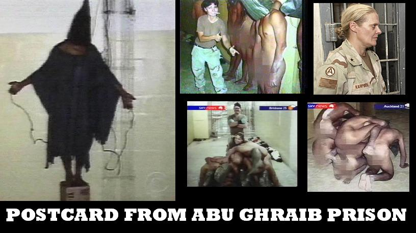 Why did U.S. soldiers torture and abuse Abu Ghraib prisoners?