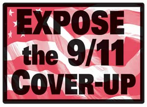 Expose the 9/11 coverup - please copy and post this logo