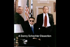 Danny Schechter takes his position in the new Bush administration!