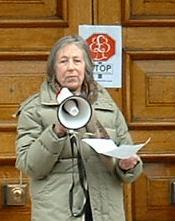 Charmian Spickernell of CPRE
